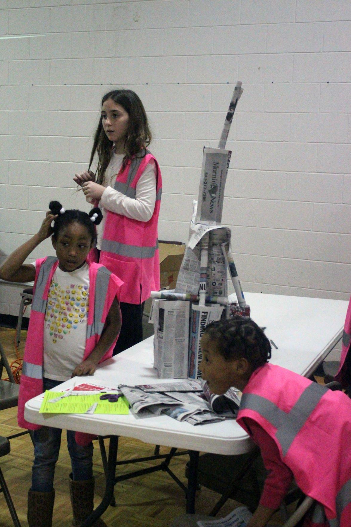 girls engineer