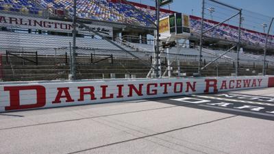 BLDG Darlington Raceway