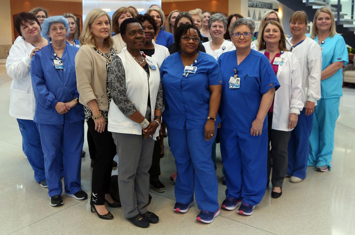 Certified nurses honored at MUSC Health-Florence Medical