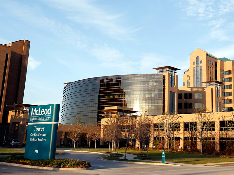 McLeod Health hospitals, physicians recognized for