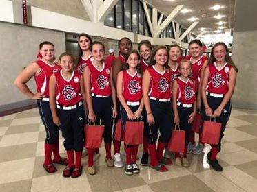Pamplico 12-under Ponytails' softball team wins state, now in Dixie