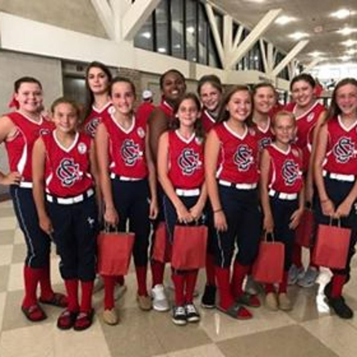 Pamplico 12-under Ponytails' softball team wins state, now