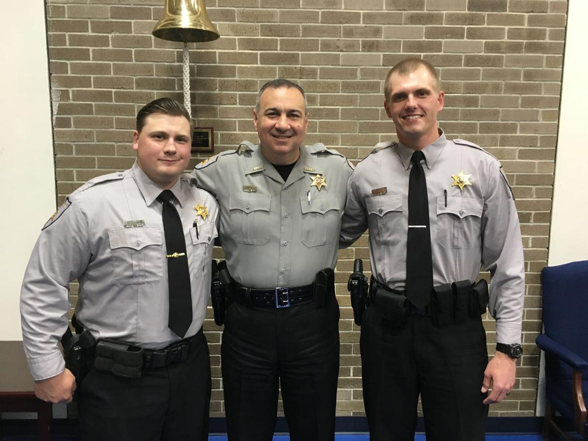 darlington county sheriffs deputies graduate south carolina criminal justice academy