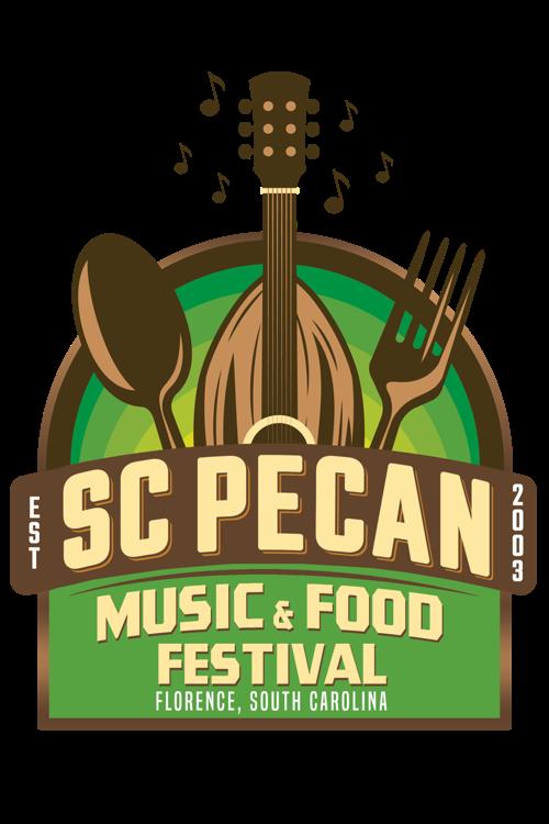 SC Pecan Music and Food Festival logo