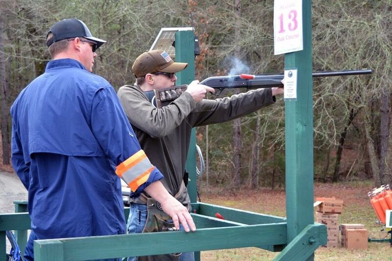 Clay shooting gives TKA's Jacob Graham insight into his future