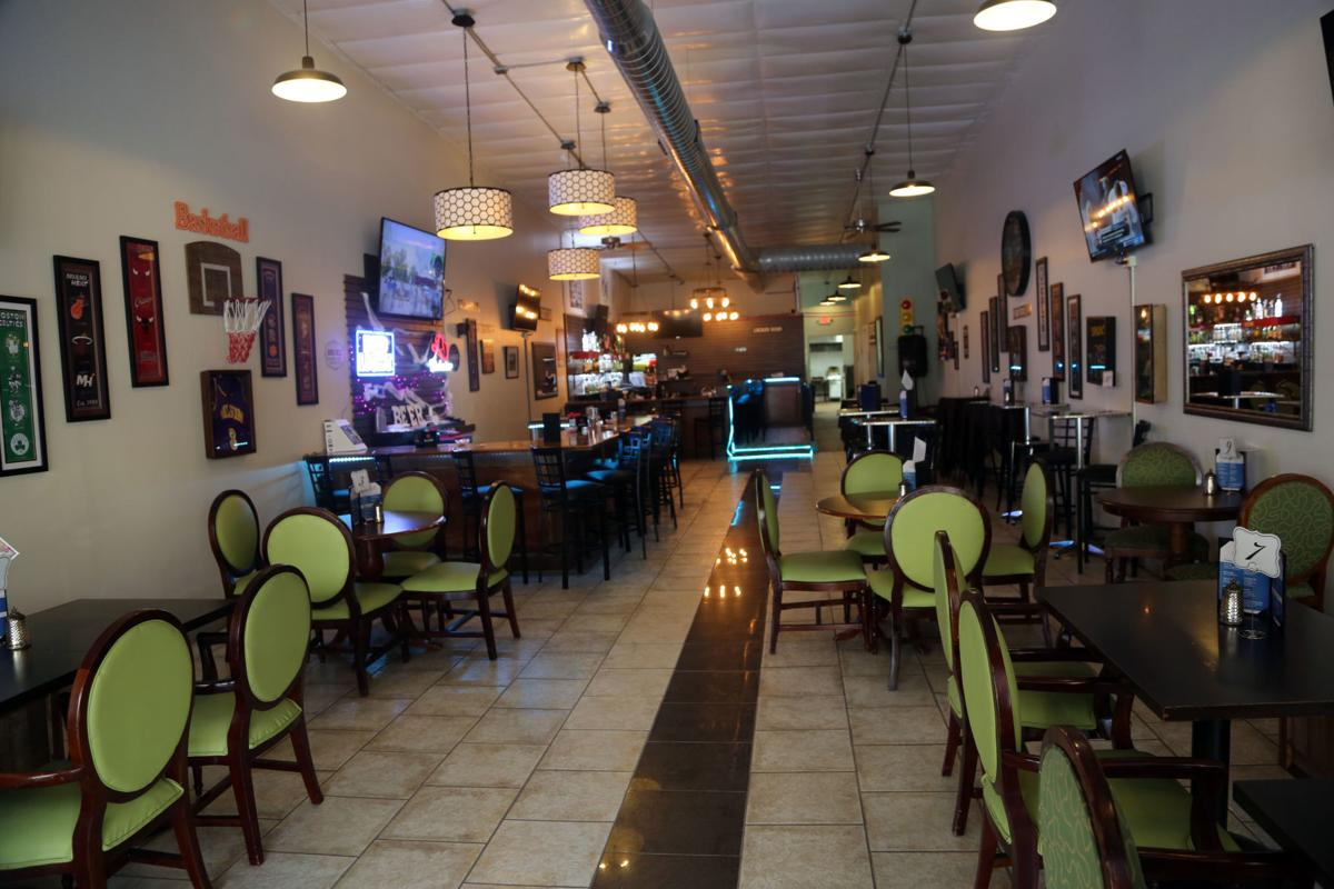 Florences Loft Sports Bar Grill A Place To Relax Lounge Food