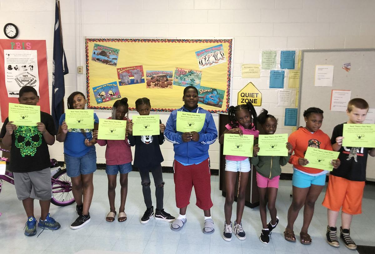 Marion County School District reading program keeps elementary students active during summer