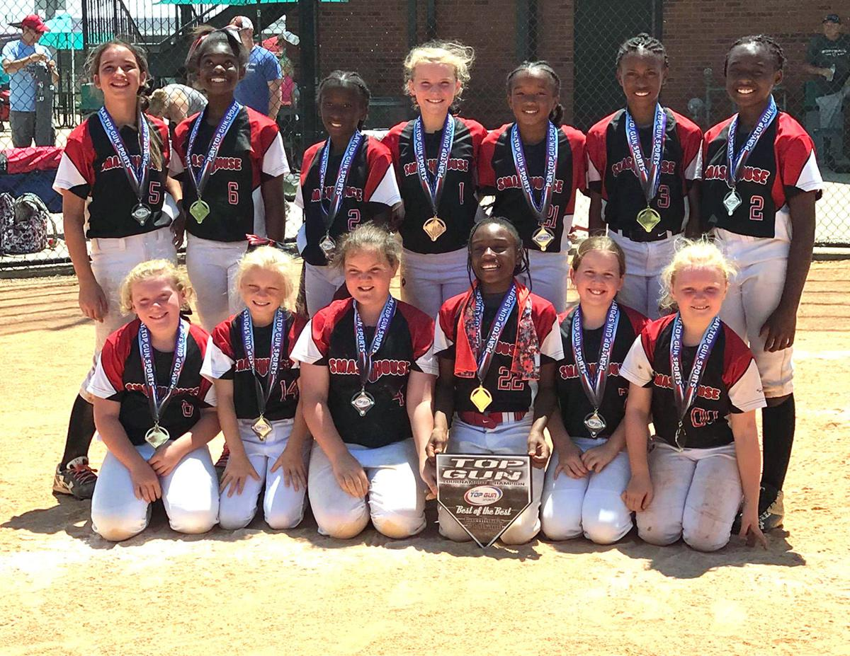Marion 10-year old AAU softball team invited to national tournament