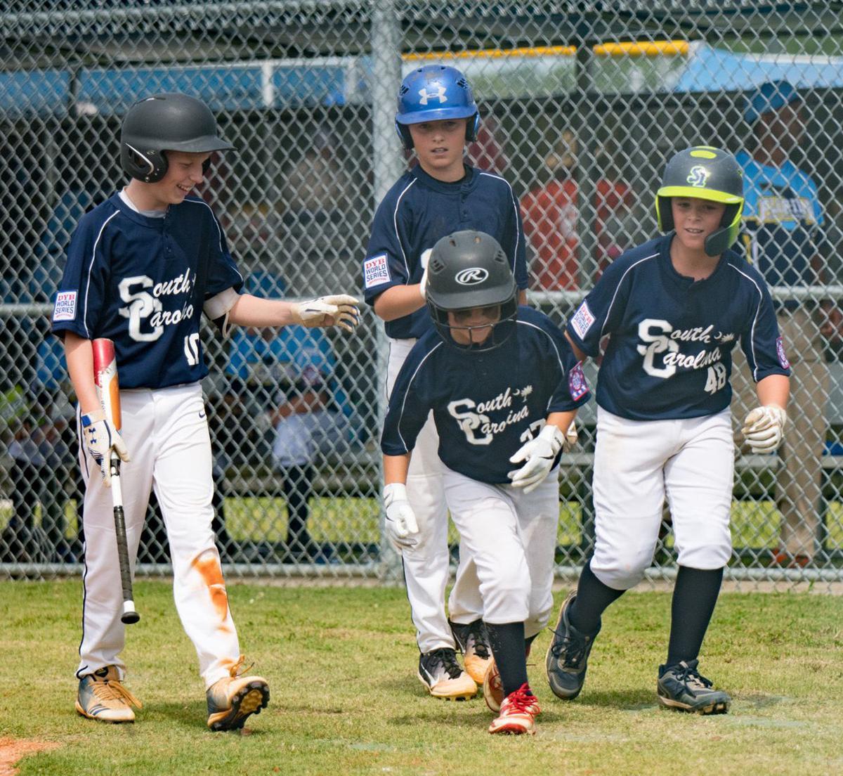 Mullins baseball all-stars win World Series opener | Sports | scnow com