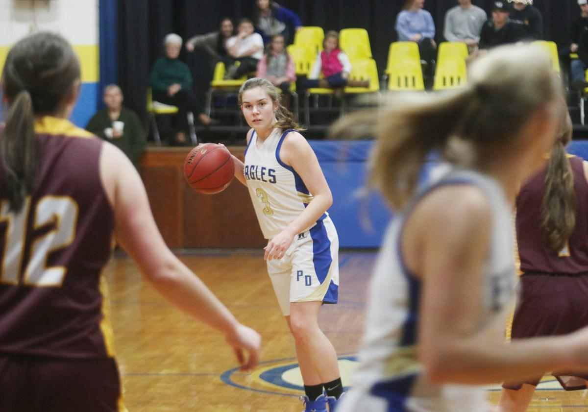 Pee Dee Academy girls, boys defend home against rival Dillon