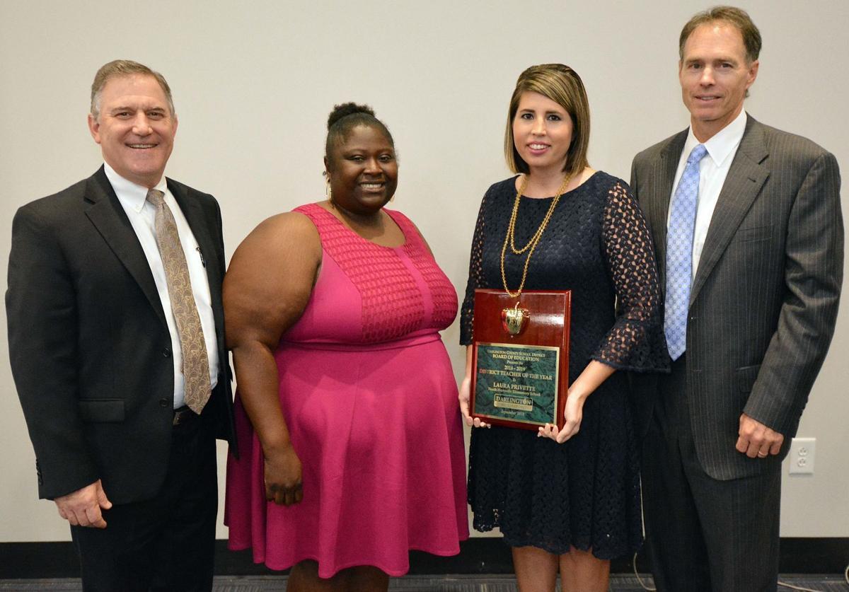 2018-19 Darlington County School District Teacher of the Year