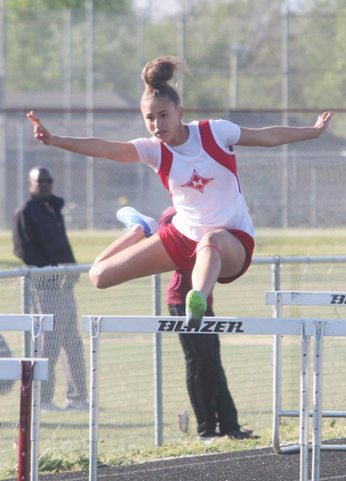 Marion County track athletes compete in state finals