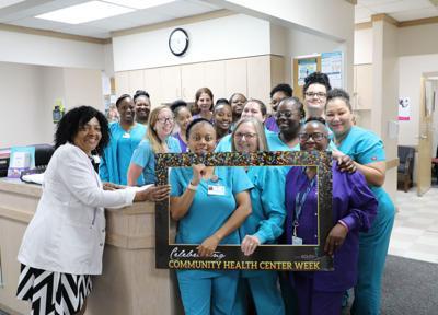CareSouth Carolina celebrates National Health Center Week