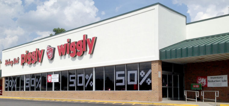Pee dee area piggly wiggly