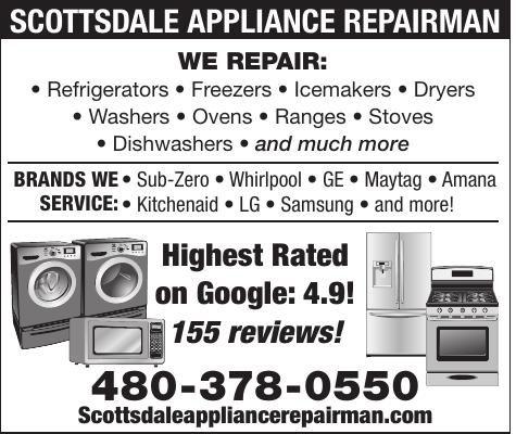 Scottsdale Appliance Repairman