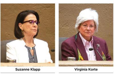 Suzanne Klapp, Virginia Korte