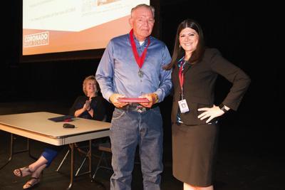 Paul Trottier, Coronado interim Principal Amy Palatucci