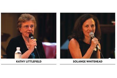 Kathy Littlefield, Solange Whitehead
