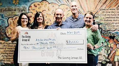 Giving Group AZ