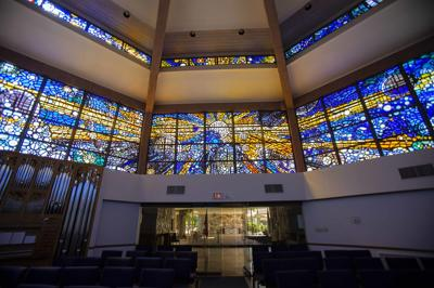 Book pays homage to city's stained glass wonders