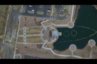The USS Arizona Memorial Gardens