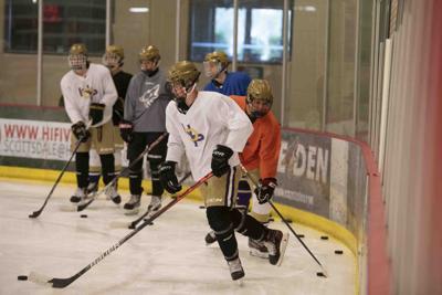 national championship hockey Notre Dame