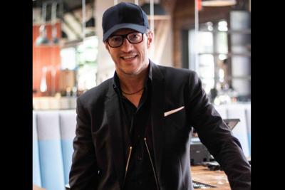 Restauranteur Stefano Fabbri
