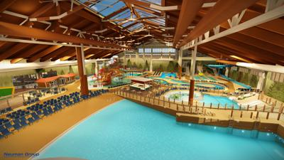 The Wolf Lodge at Talking Stick closed until April 1.