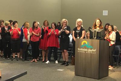 Sequoya Elementary 2019 A+ School of Excellence award