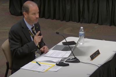 Scottsdale Unified Superintendent Dr. Scott Menzel