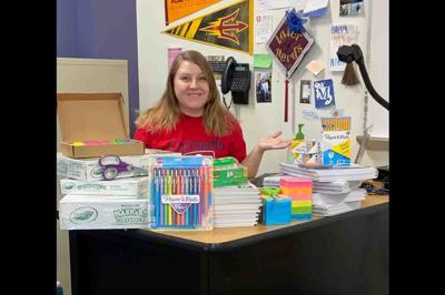 Coronado High School Student Government Teacher Misty Gardner-Hajek