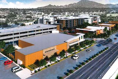 Papago Plaza redevelopment project