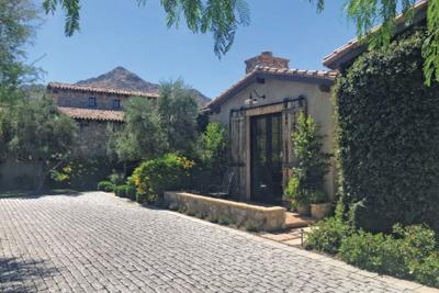 Mountain Spring Road in Scottsdale