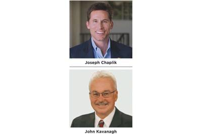 Joseph Chaplik John Kavanagh