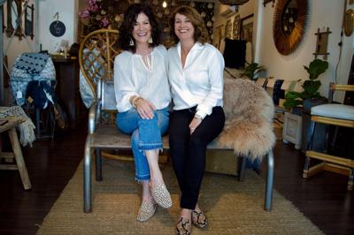 Home decor shop features hand-picked items Piece and Story Sophia Kobs Shelley Adelson