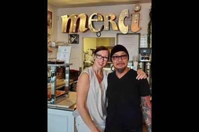Noelle and Duc Liao Merci