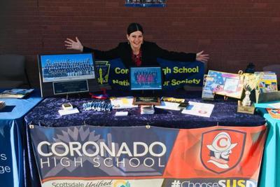 Coronado High School Principal Amy Palatucci