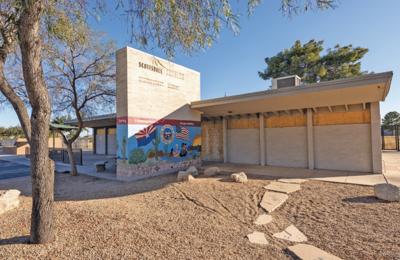 Tonalea school campus near 68th Street and Oak in Scottsdale