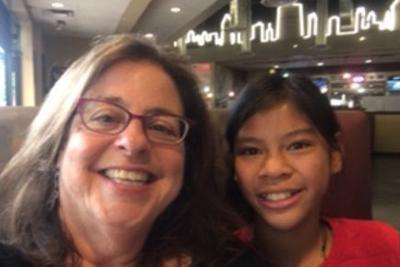 Amy Volgelson Mother Adoption