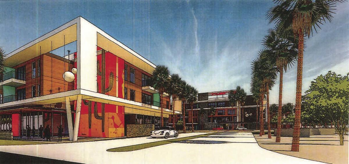 Office Apartment Complex Eyed For Mcdowell And 63rd City News