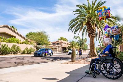 UnitedHealthcare Scottsdale resident Maria Abramo