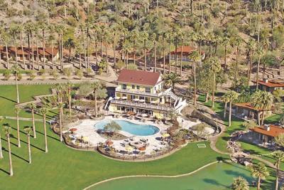 Castle Hot Springs Resort in Arizona