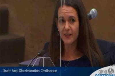 Scottsdale Councilwoman Tammy Caputi