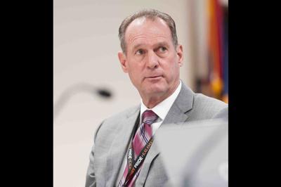 SUSD Superintendent Dr. John Kriekard