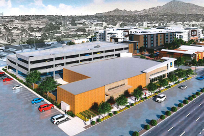 Council names Higgs to planning commission Papago Plaza plan
