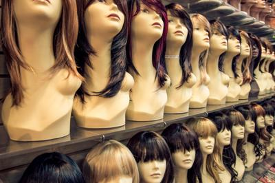 Locks of love wigs made cancer patient hair