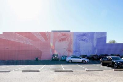 McCain Mural