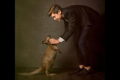 Dylan Capshaw - kangaroo