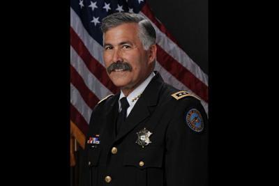 Chief Alan Rodbell