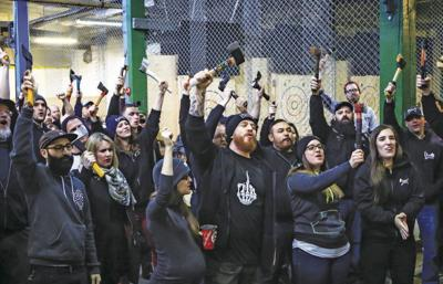 Looking for fun in Scottsdale? Just axe | Business ...